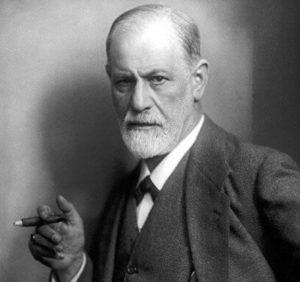 Portrait S. Freud
